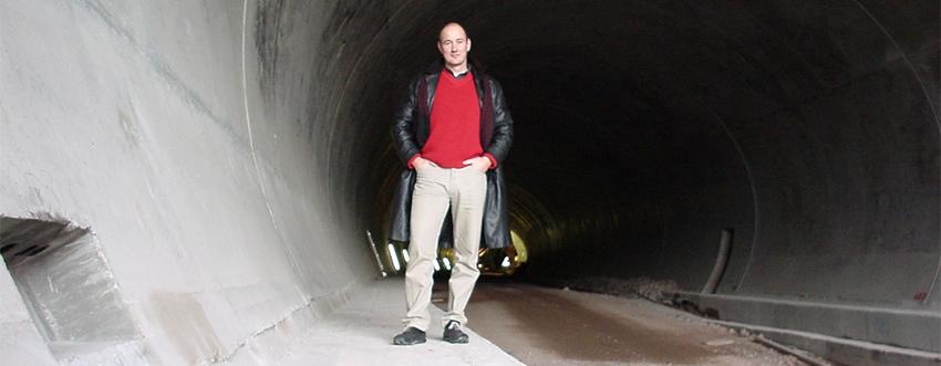 Tunnelbauer Matthias